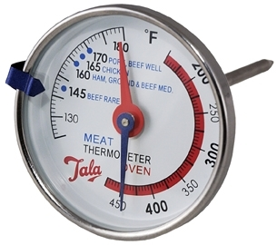 Dual Meat and Oven Thermometer