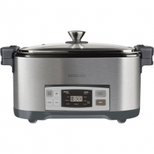 SENCOR Slow Cooker 6l