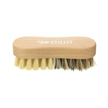 Vegetable Brush with Tampico/Bassine Fibres