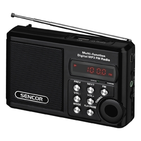 Pocket Receiver Radio / MP3
