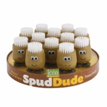 Spud Dude Potato brush