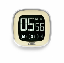 TD 1301-vanilla, digital kitchen timer