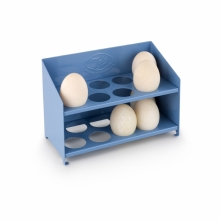 Egg Rack blue